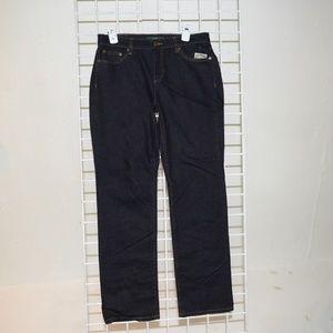 Ralph Lauren straight womens jeans size 10 -4203-